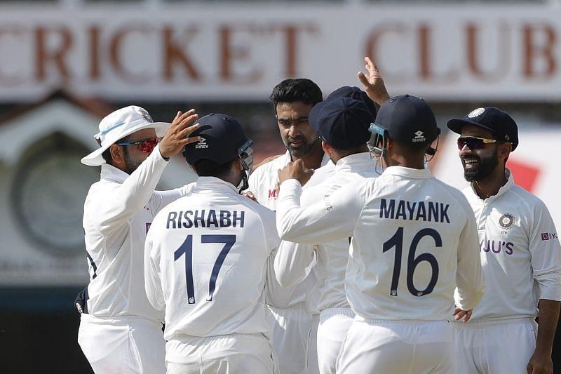Team India. Pic: ICC