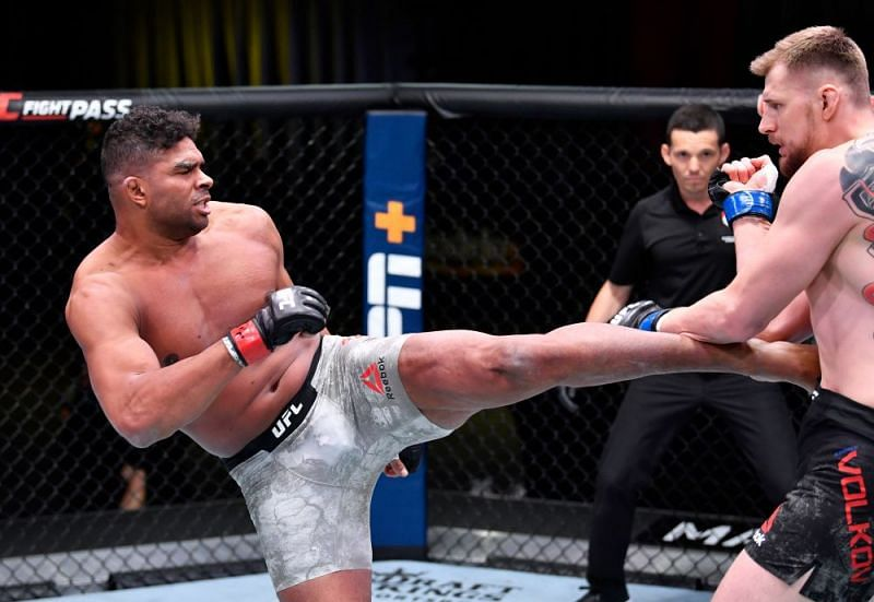Alistair Overeem should probably retire after his KO loss last night.
