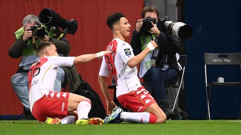 Paris Saint-Germain succumbed to a 2-0 loss to AS Monaco at the Parc des Princes