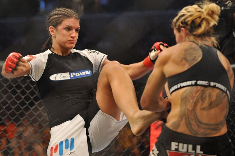 Gina Carano is considered a pioneer of women