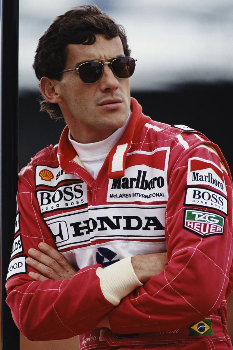 Ayrton Senna is regarded by many as the greatest F1 driver. Photo: Getty Images
