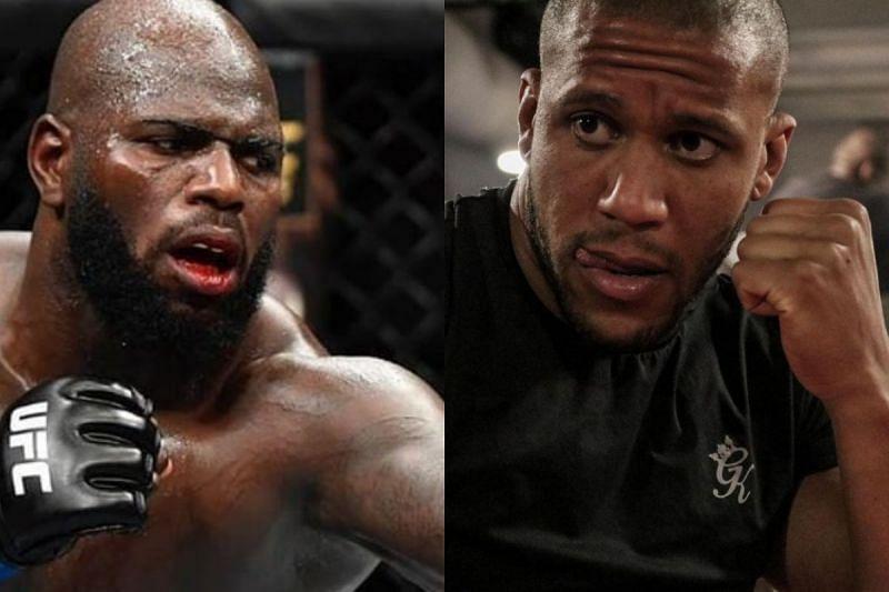 UFC Fight Night: Rozenstruik vs. Gane