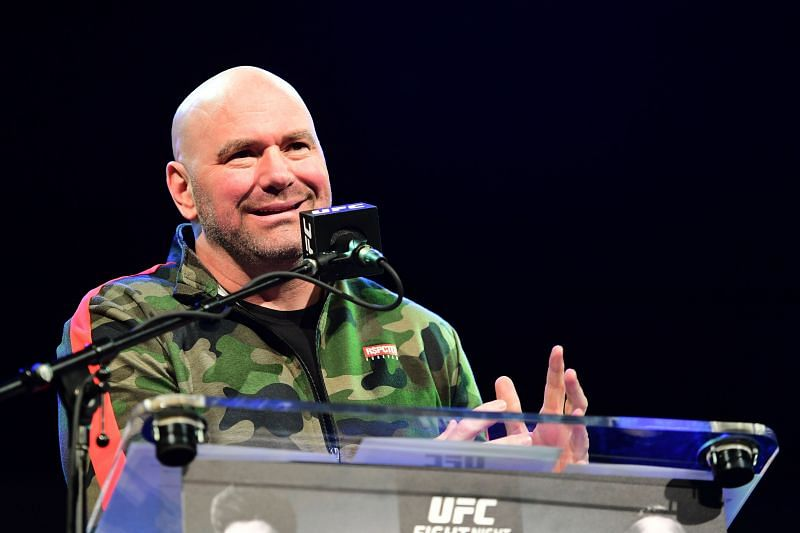 Dana White was criticized for his use of a homophobic slur in a 2009 rant against reporter Loretta Hunt.
