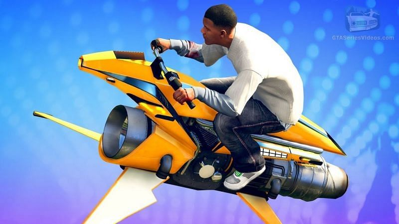 The vehicles at launch differ a lot from those seen today (Image via GTA Series Videos, YouTube)