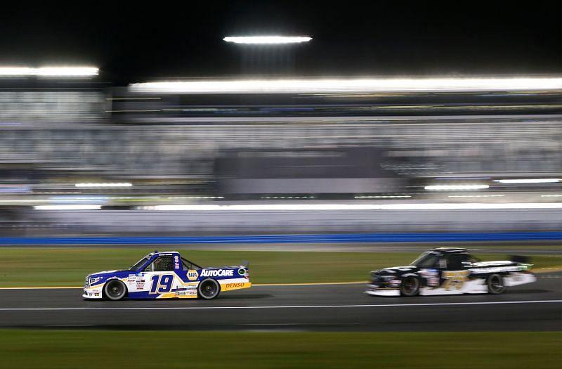 NASCAR Camping World Truck Series BrakeBest Brake Pads 159 At Daytona Presented by O