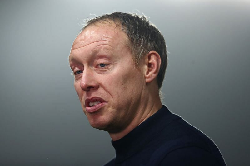Steve Cooper will be seeking all three points as Swansea City host Nottingham Forest