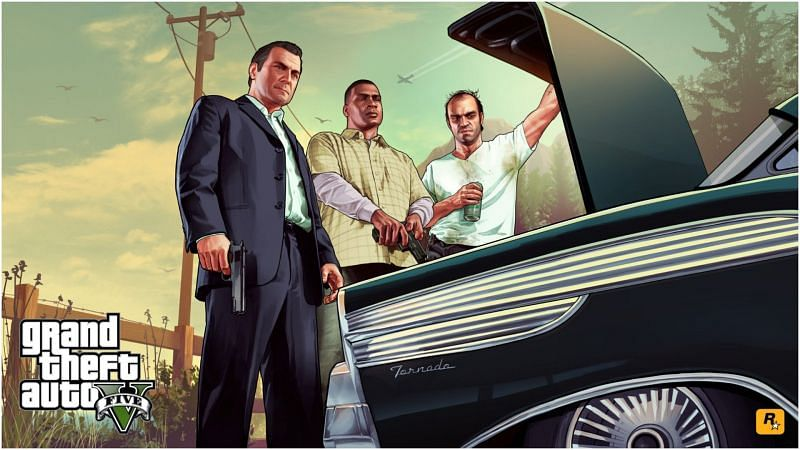 GTA 5 was the first title in Rockstar Games