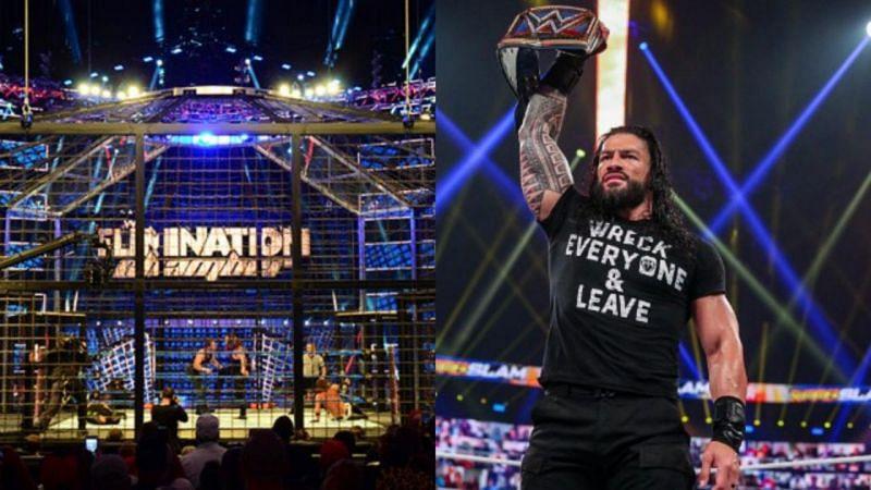 क्या रोमन रेंस Elimination Chamber मैच में अपना यूनिवर्सल टाइटल डिफेंड करने वाले हैं?