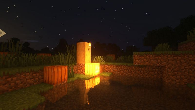 Shaderpack Shown: Sonic Ether
