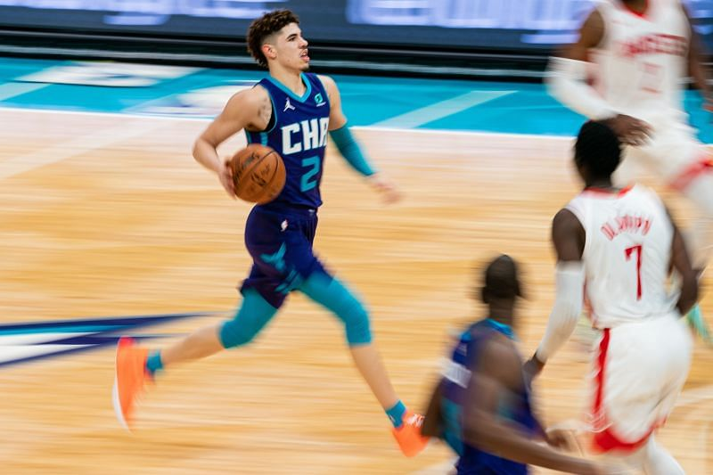LaMelo Ball has impressed for the Charlotte Hornets this season