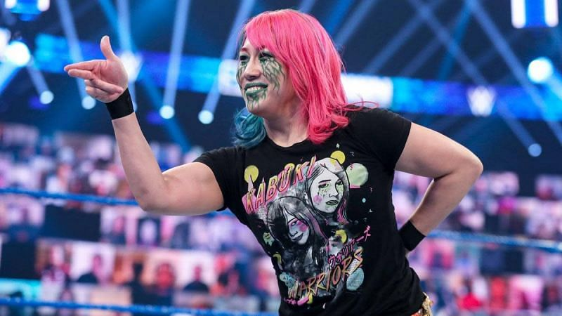 Asuka had nothing but praise for Ric Flair in her latest tweet