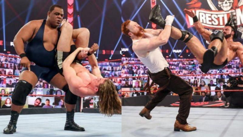 इस हफ्ते WWE Raw का एक शानदार एपिसोड देखने को मिला