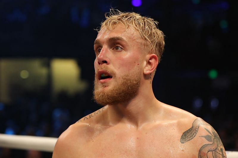 Has Jake Paul made his professional boxing debut yet?