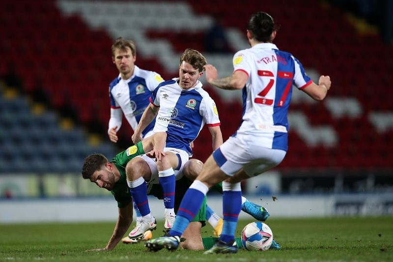 Blackburn Rovers will take on Nottingham Forest this weekend