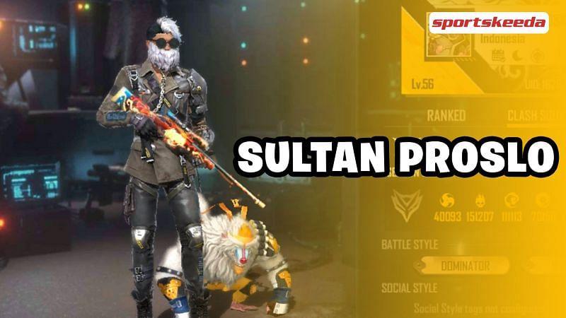 Sultan Proslo