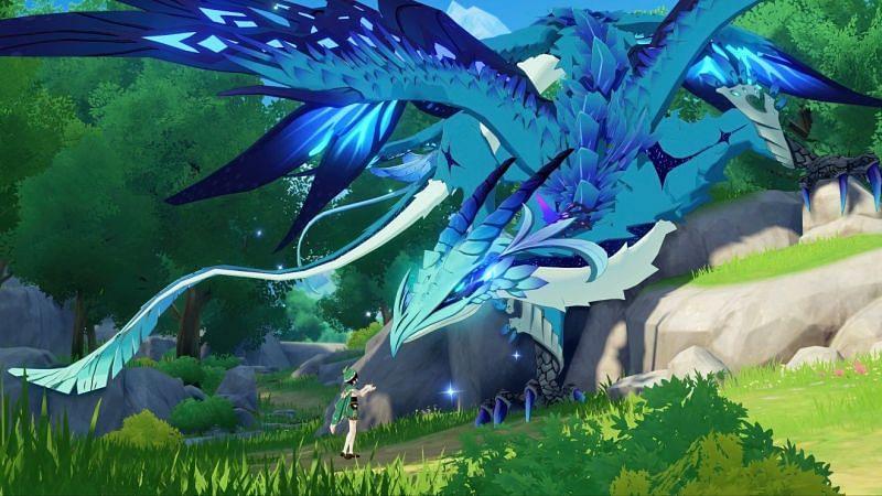 Genshin Impact 1.4 leaks: Windblume festival shop and Festive Tour Tickets (Image via EGM)