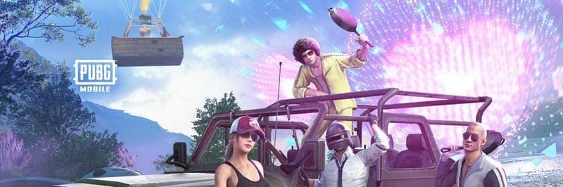 Mobile gaming esports has seen a big rise (Image via pubg mobile)