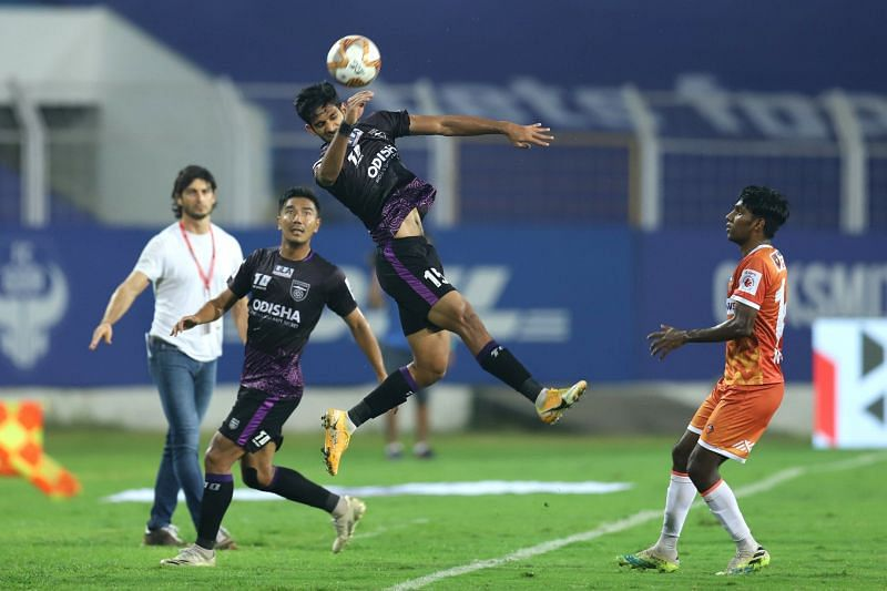 Odisha FC succumbed to a 3-1 defeat to FC Goa in their previous fixture (Image courtesy: ISL)