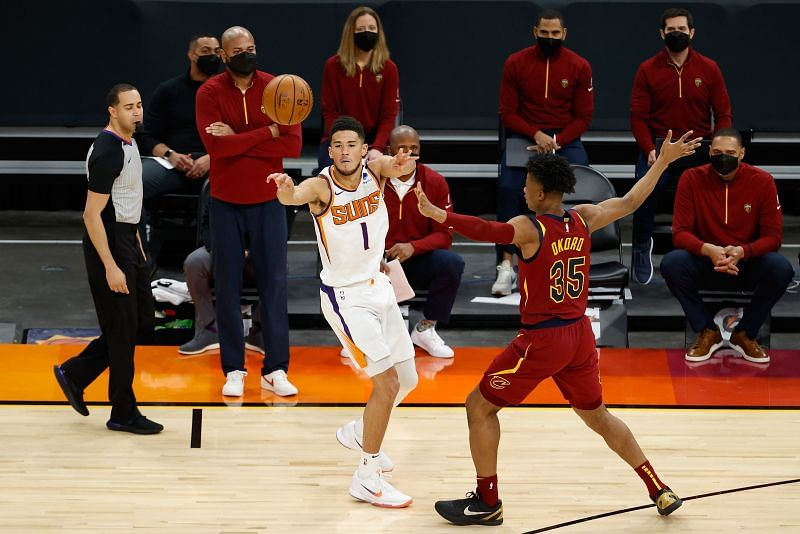 The Cleveland Cavaliers have struggled in the 2020-21 NBA season thus far.