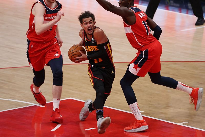Trae Young has been in outstanding form for the Atlanta Hawks