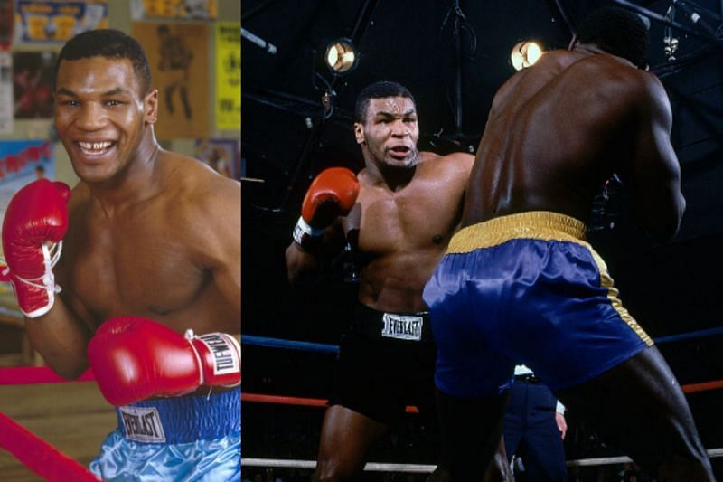 Mike Tyson was an exceptional athlete even as a young teenager.