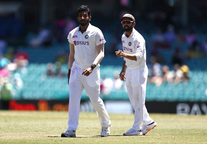 Jasprit Bumrah is present in the Top 10 of the ICC Test Rankings
