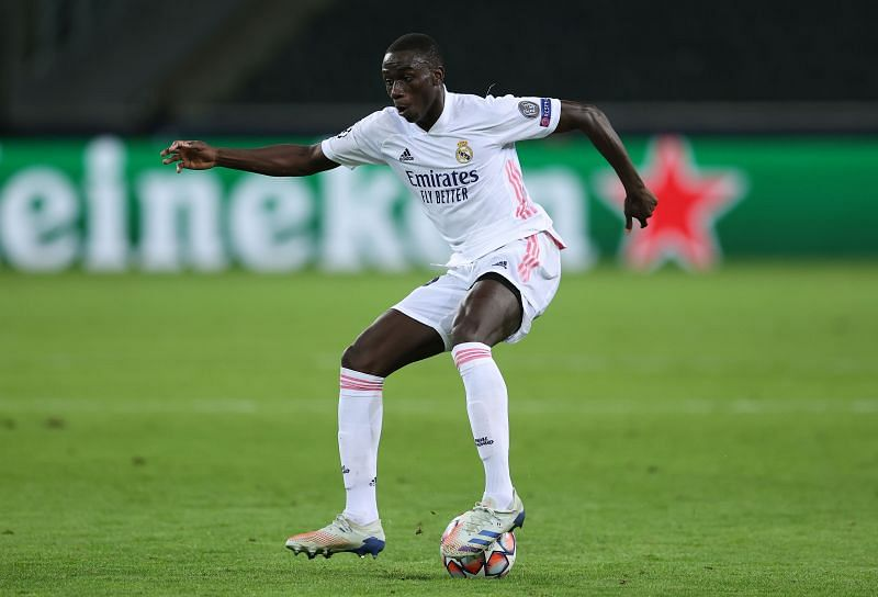 Ferland Mendy scored the only goal of the game for Real Madrid