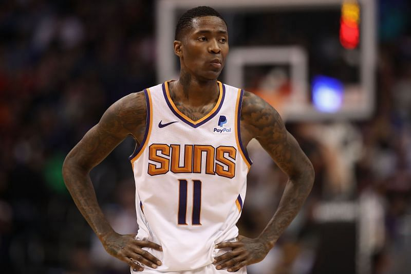 Jamal Crawford with the Phoenix Suns back in 2018.