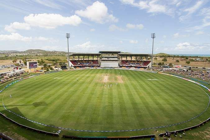 Sir Vivian Richards Stadium (Image Courtesy: West Indies Cricket)