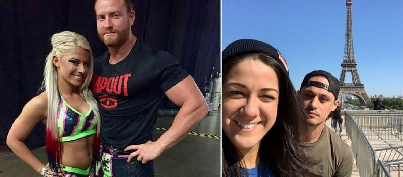 Several popular WWE couples have announced that they have called off their engagement