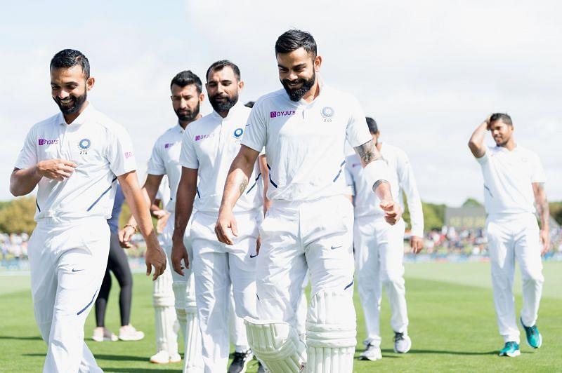Virat Kohli leading team India