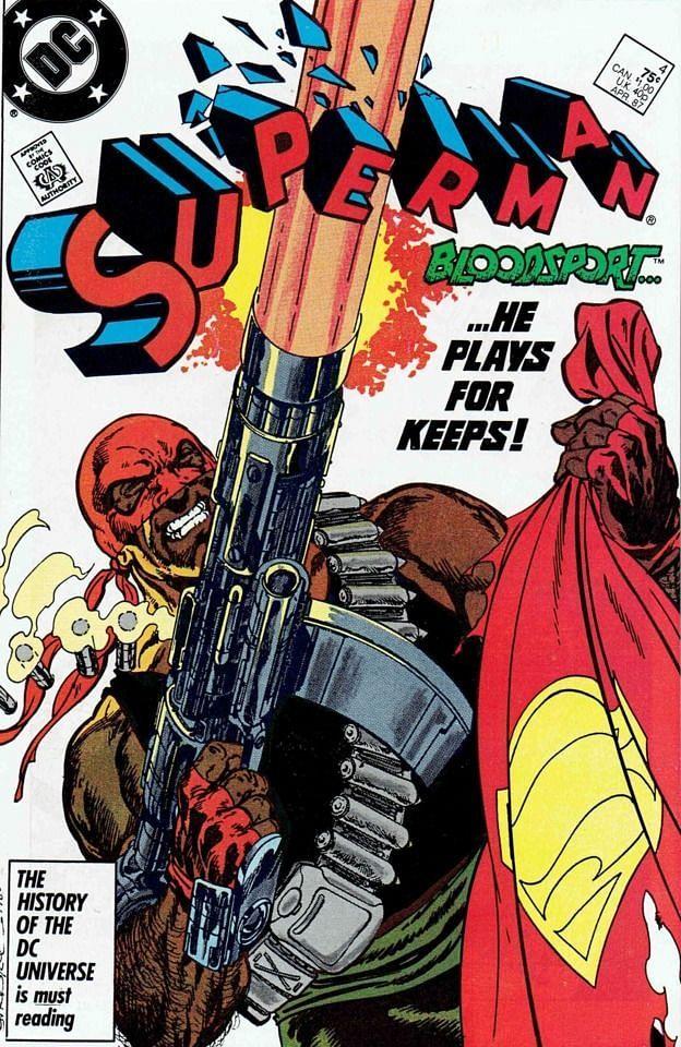 (Image via Superman Wiki)
