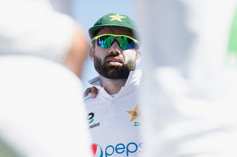 Mohammad Rizwan won the Player of the Series award against South Africa