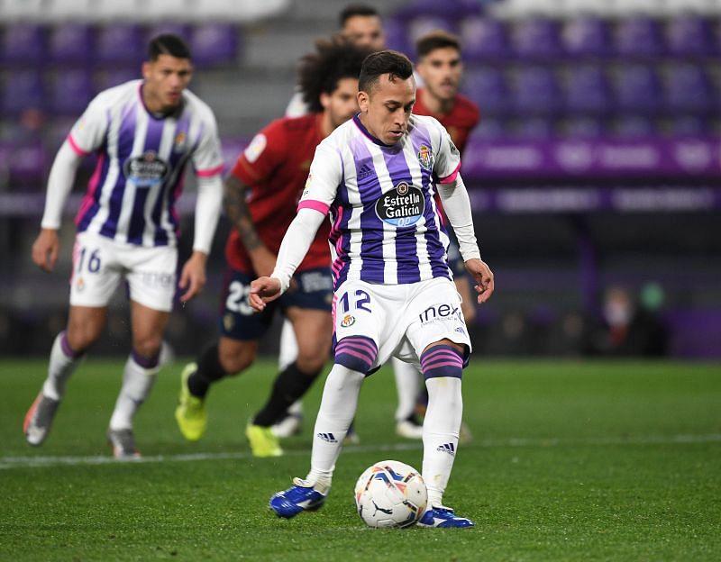 Fabian Orellana missed two golden opportunities