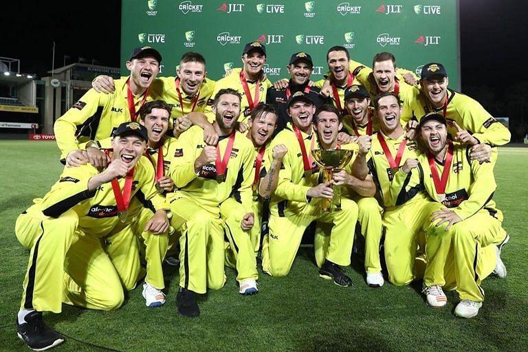 Marsh Cup 2019-20 Winners