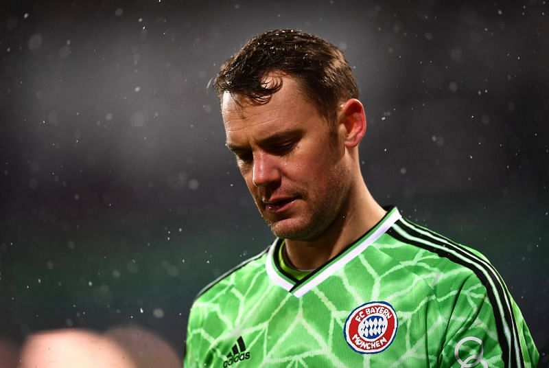 Manuel Neuer picked Lionel Messi over Cristiano Ronaldo
