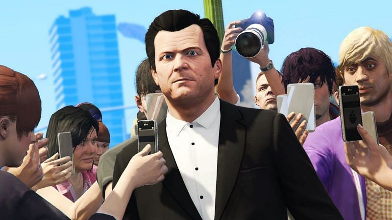 In a series as storied as GTA, celebrity cameos are bound to be apleny (Image via Nought, YouTube)