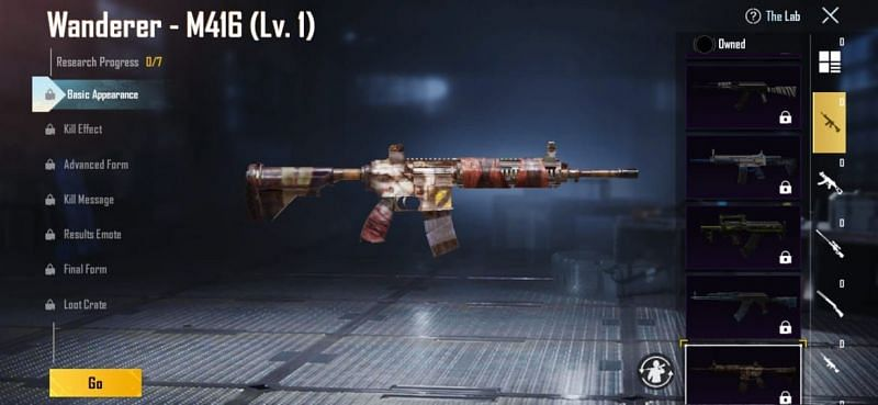 The M416