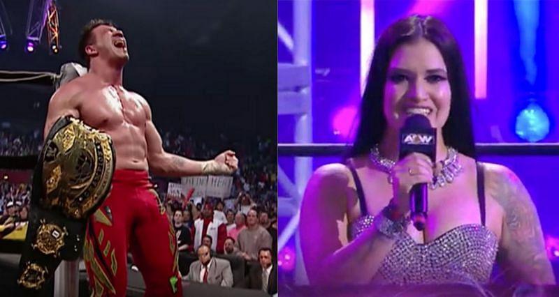Eddie Guerrero; Shaul Guerrero