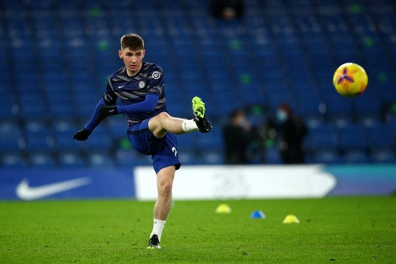 Billy Gilmour could start in Chelsea