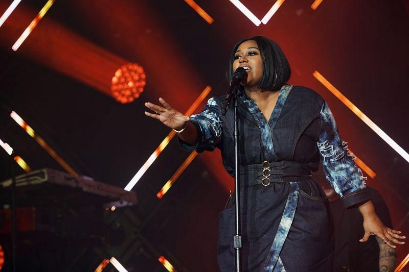 Grammy Nominated Artist Jazmine Sullivan