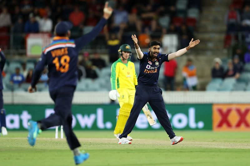 Jasprit Bumrah picked up only five wickets in ODIs last year