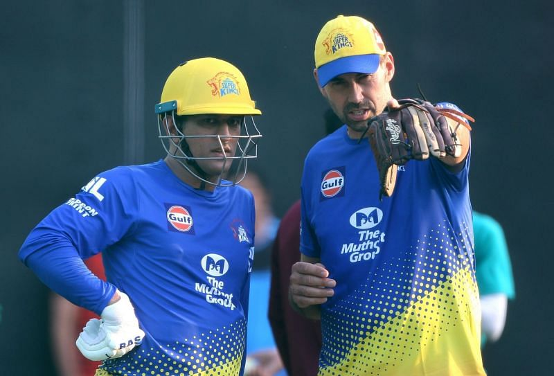 MS Dhoni and Stephen Fleming have a rebuilding job at hand this season