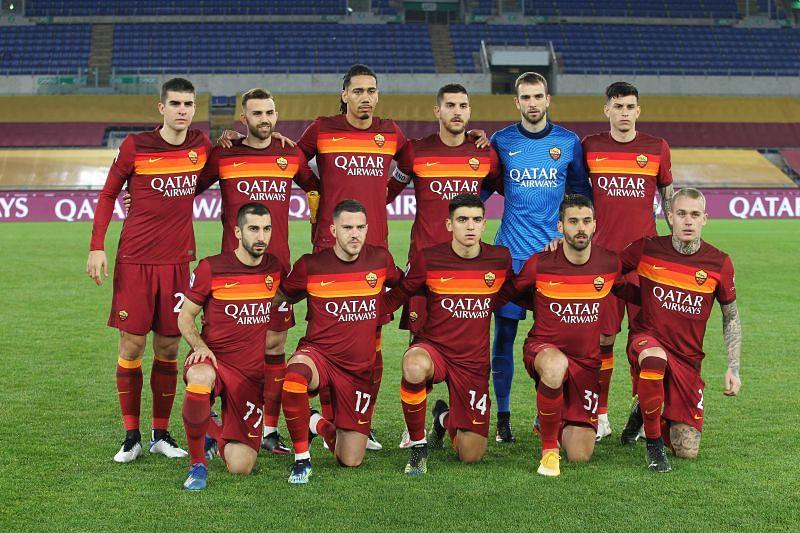 Roma play Udinese on Sunday