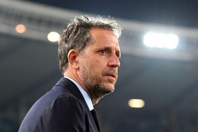 Juventus chief Fabio Paratici