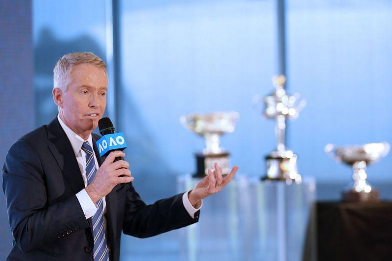 Craig Tiley endorses hard-quarantine over sporting bubbles