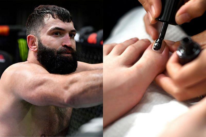 UFC heavyweight Andrei Arlovski