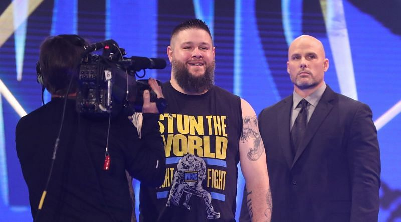Kevin Owens is one of the most entertaining Superstars in WWE