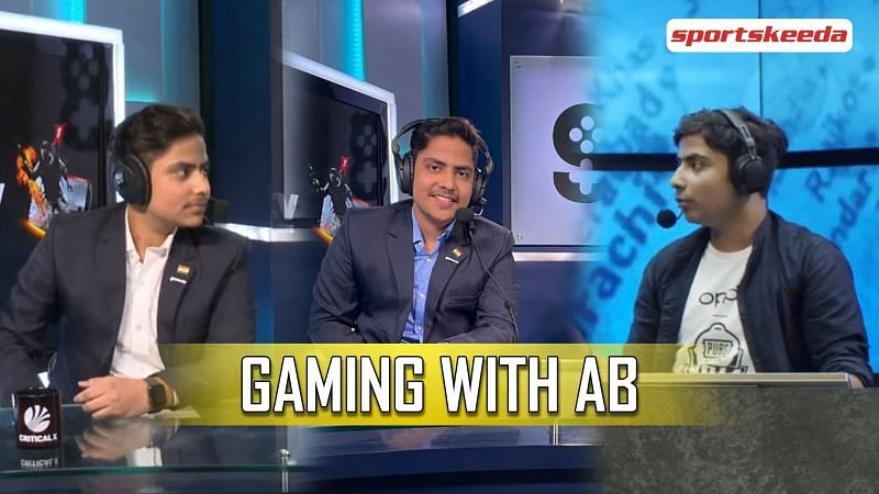 Gaming with AB is one of the youngest esports casters in the country