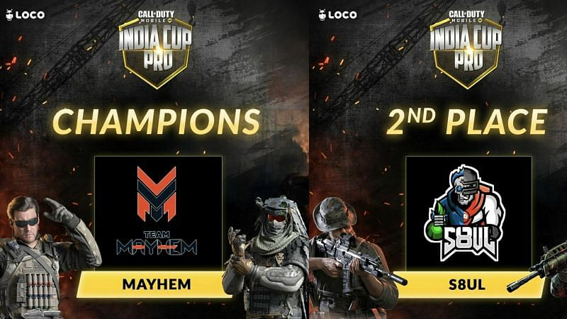 COD Mobile India Pro Cup